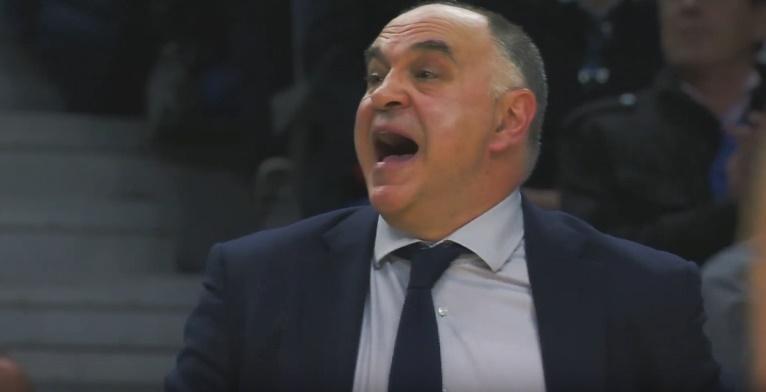 Laso Real Madrid Baloncesto
